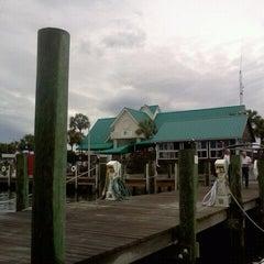 Photo taken at Port Saint Joe Marina by Ryan R. on 4/4/2012