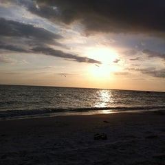 Photo taken at Treasure Island Beach by Jennifer K. on 4/30/2012
