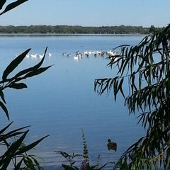 Photo taken at White Rock Lake by Chris T. on 9/9/2012