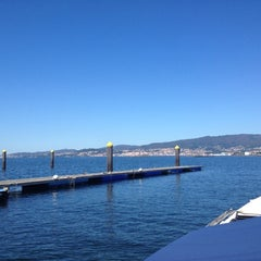 Photo taken at Puerto Sernau by Sergio G. on 8/26/2012
