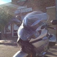 Photo taken at Arrowhead Harley-Davidson by Scott P. on 2/4/2012