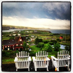 Photo taken at Fishers Loft Inn by Kristy H. on 6/30/2012
