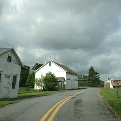 Photo taken at Bachman Settlement by Julie . on 5/9/2012