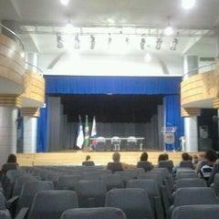 Photo taken at UVV - Universidade Vila Velha by Sanmy M. on 2/29/2012