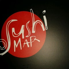 Photo taken at Sushi Mar by Glaucia B. on 5/1/2012