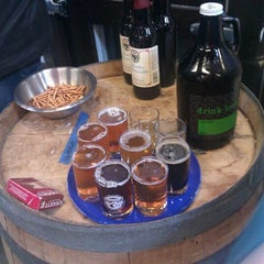 Photo taken at Fremont Brewing Company by Theo S. on 3/3/2012