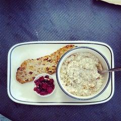 Photo taken at Corner Bakery Cafe by Chris B. on 7/15/2012