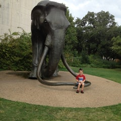 Photo taken at Museum of Nature & Science by Aslihan A. on 8/26/2012
