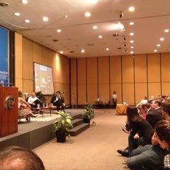 Photo taken at Consejo Profesional de Ciencias Económicas de la Ciudad Autónoma de Buenos Aires by Violeta D. on 4/19/2012