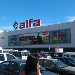 Photo taken at Alfa by Maksims S. on 5/24/2012