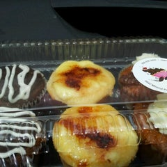 Photo taken at Cupcakes-A-Go-Go by Wendy S. on 5/8/2012