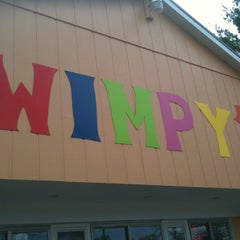 Photo taken at Wimpy's Ice Cream & Coneys by Tom P. on 5/12/2012