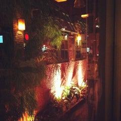 Photo taken at Réchaud Restaurante by Tatiane G. on 2/4/2012