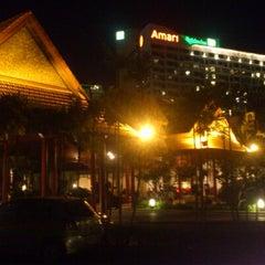Photo taken at Amari Orchid Pattaya by Nakamura B. on 9/1/2012
