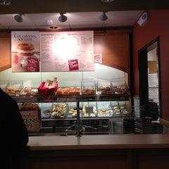 Photo taken at Bruegger's Bagel Bakery by Emmett K. on 2/20/2012