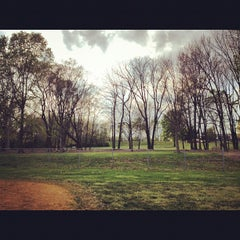 Photo taken at Volunteer's Park by Prerak P. on 4/21/2012