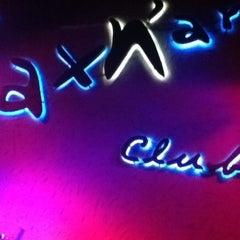 Photo taken at Saxn'art Jazz Club by Elad on 4/20/2012