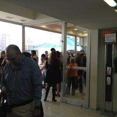 Photo taken at Banco Estado by Ignacio P. on 5/3/2012