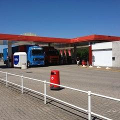 Photo taken at Esso Groote Bleek by Leen K. on 5/25/2012