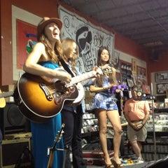 Photo taken at Cactus Music by Dan J. on 8/18/2012
