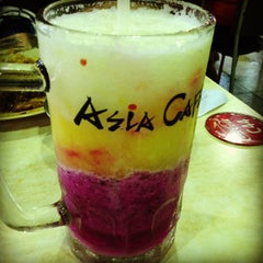 Photo taken at Asia Cafe by Vingie H. on 8/20/2012