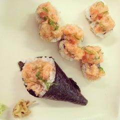 Photo taken at Aiko Restaurante by Marcelo Kenji H. on 6/3/2012
