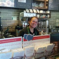 Photo taken at Starbucks by Louann H. on 3/10/2012