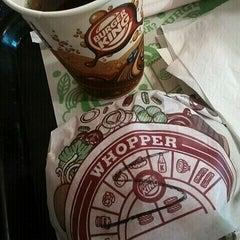 Photo taken at Burger King by Juanjo P. on 2/29/2012