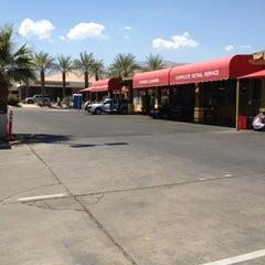 Photo taken at Red Carpet Car Wash by Ed B. on 8/5/2012