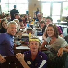 Photo taken at East Campus Dining Hall by Jonny N. on 8/25/2012