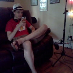 Photo taken at Wheels Brewing Co. Studio by Caity R. on 6/20/2012