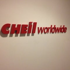 Photo taken at Cheil France SAS by Alexandre T. on 3/15/2012