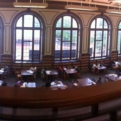 Photo taken at Ellis Library by Eric N. on 7/12/2012
