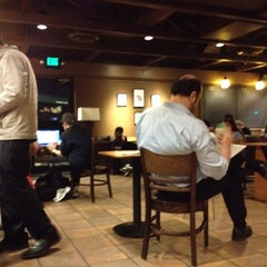 Photo taken at Starbucks by Amanda Marie P. on 2/7/2012