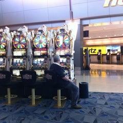 Photo taken at McCarran Rent-A-Car Center by ǝʌǝʇS W. on 5/31/2012