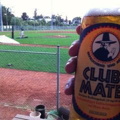 Das Foto wurde bei Mainz Athletics Ballpark von pEtEr W. am 6/28/2012 aufgenommen