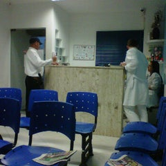 Photo taken at Clinica Nueva Sonrrisa by Claudia A. on 5/8/2012