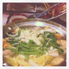 Photo taken at MK Restaurant (เอ็มเค) by FoNn W. on 5/23/2012