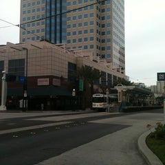 Photo taken at Long Beach Transit Center by Ursula W. on 3/5/2012