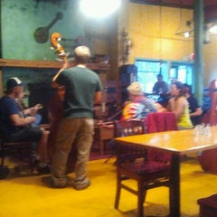 Photo taken at Mandolin Cafe by Melissa R. on 6/22/2012