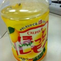 Photo taken at ファミリーマート 東陽町駅前店 by Tatsuya I. on 3/14/2012