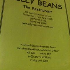 Photo taken at Jelly Beans Restaurant by Elizabeth C. on 4/28/2012