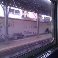 Photo taken at Stazione di Torre Del Greco by Ugo S. on 2/13/2012
