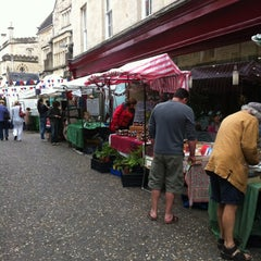 Photo taken at Shambles Market by Howard M. on 6/2/2012
