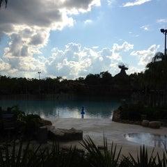 Photo taken at Disney's Typhoon Lagoon Water Park by Nik L. on 5/17/2012