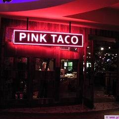 Photo taken at Pink Taco by Stylesight on 8/21/2012