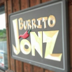 Photo taken at Burrito Jonz by Philip L. on 7/19/2012
