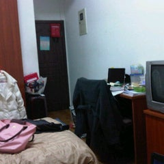 Photo taken at Melta's Room 321♥ by Melta C. on 3/5/2012