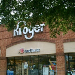 Photo taken at Kroger by Todd W. on 7/24/2012