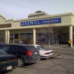 Photo taken at Goodwill Industries of Alberta by J H. on 3/11/2012
